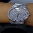 台中流當手錶拍賣 原裝 PIAGET 伯爵 18K金 滿天星 鑽圈 鑽帶 手上鏈 男女錶 9成5新 喜歡價可議