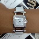 台中流當品拍賣  原裝 Audemars Piguet AP 愛彼 18K金 鑽圈 石英 女錶 附保單 喜歡價可議 ZR499